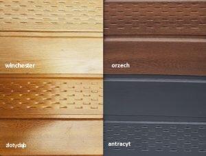 kolory podbitki dachowej