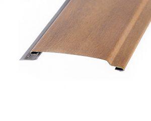 podbitka dachowa - złoty dąb sidingowy